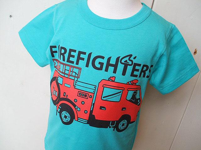Tシャツ・ FIREFIGHTERS (ファイヤーファイターズ)