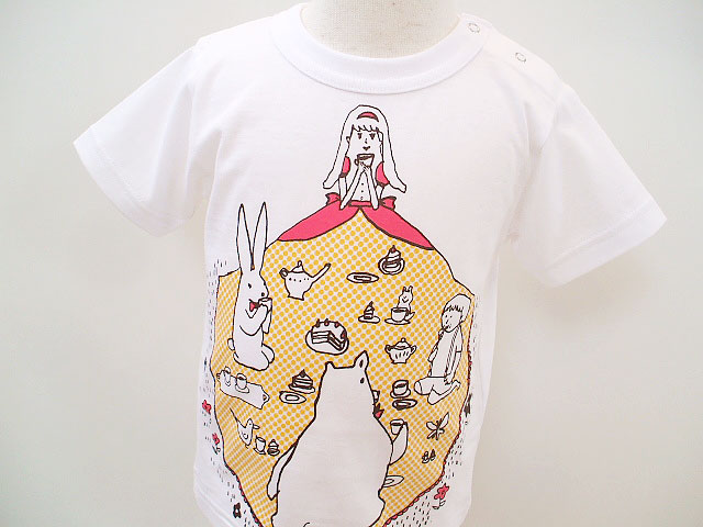 Tシャツ・ OCHAKAI(お茶会)