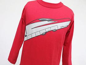 長袖Tシャツ・ PAINT E6(ペイント E6)