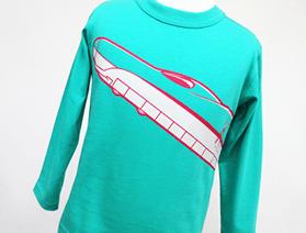 長袖Tシャツ・ PAINT E5(ペイント E5)
