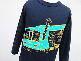 長袖Tシャツ・ FANTASTIC JOURNEY(ファンタスティックジャーニー)