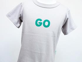 Tシャツ・ GO(ゴー)