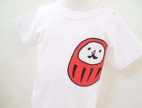 Tシャツ・ DARUMA(ダルマ)