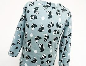 ジャガード長袖Tシャツ・REVERSI(リバーシ)